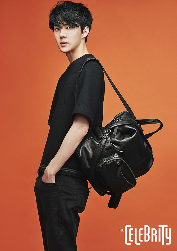 SeHun EXO x MCM for The Celebrity