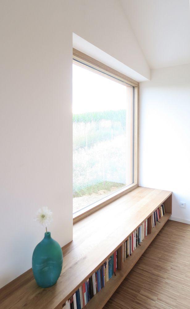 Gallery of Vielseitiges Haus am Hang / Wolfertstetter Architektur – 13