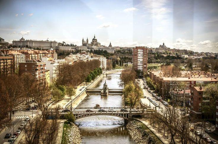 Rio Manzanares - Madrid - España