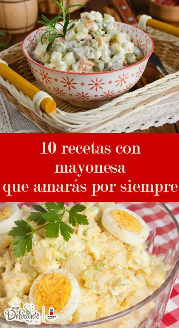recetas con mayonesa   CocinaDelirante