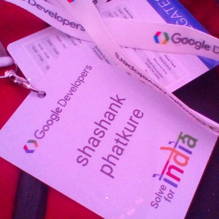 @shashankphatkure  google developers @powai