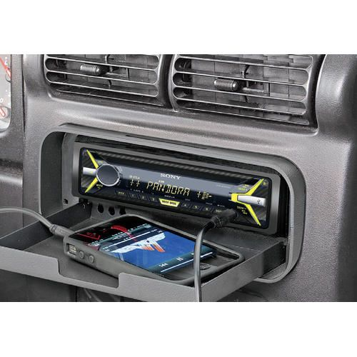 Quadratec® iVault® for 97-06 Jeep® Wrangler TJ & 04-06 Wrangler Unlimited…