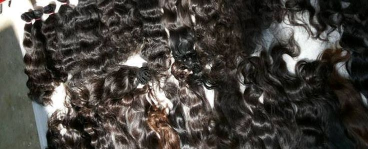 Indian human hair suppliers, Indian Vergin Temple Hair Extesions supliers at best price