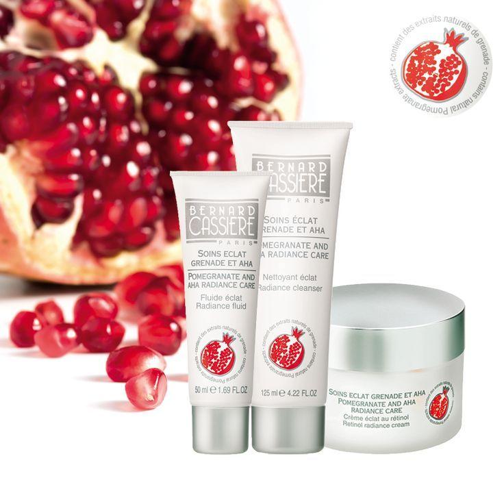 Bernard Cassiere Pomegranate Radiance Care