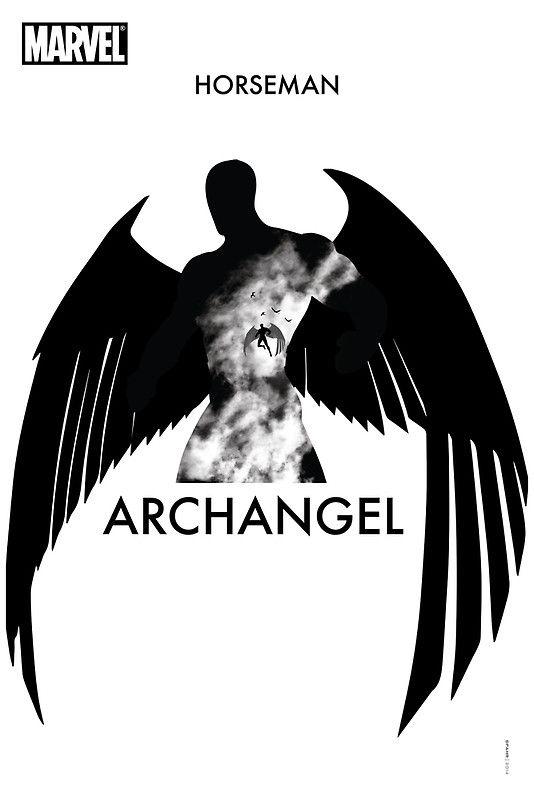 Archangel  #xmen #marvel