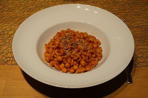 Pasta e Ceci (Beitrag zu Volkermampfts Kulinarischer Weltreise – Italien)