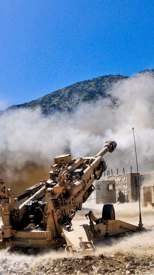 artillery, US Army