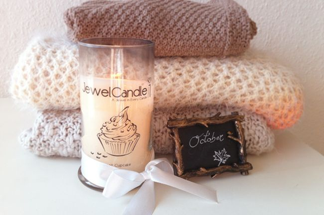 bougie jewel candle | Jewel candle ♥ - Lucie & Chloé