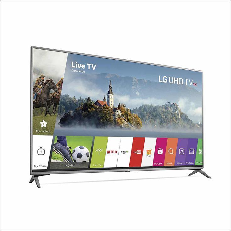 LG Electronics 75UJ6470 75-Inch Smart LED TV