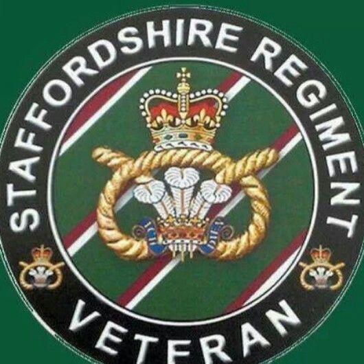 #Staffordshire regiment