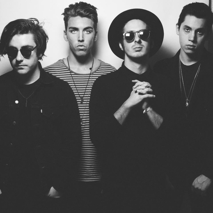 "Bad Suns. Their song ""Cardiac Arrest"" is a new favorite!"