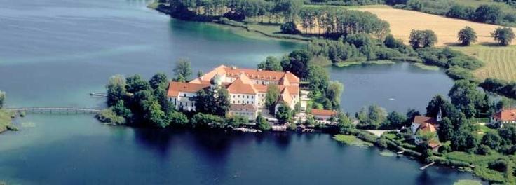 Monastery Seeon, Bavaria, Germany