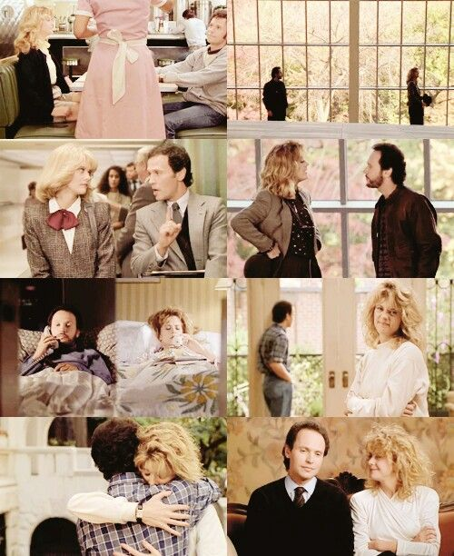When Harry Met Sally, the only movie I own on DVD
