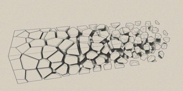 voronoi cell attractor