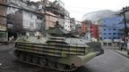 Brazil police seize Rio's largest favela with brut force. #favela