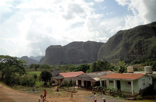 Viñales, Cuba, April 2012