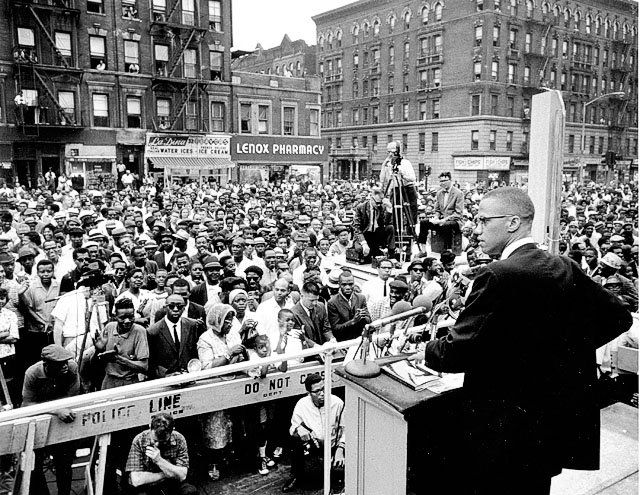 malcolm x a champion of civil rights Malcolm x was a prominent leader in the black community and later around the nation he spoke out ardently about civil rights, and he will always be remembered for.