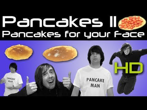 Stop-MOtION pancake-song part II... brilliant ;p
