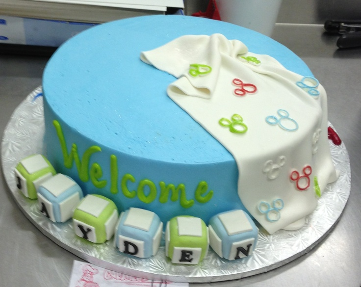 116 best images about Baby Shower Cakes on Pinterest ...