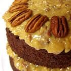 German Chocolate Cake III