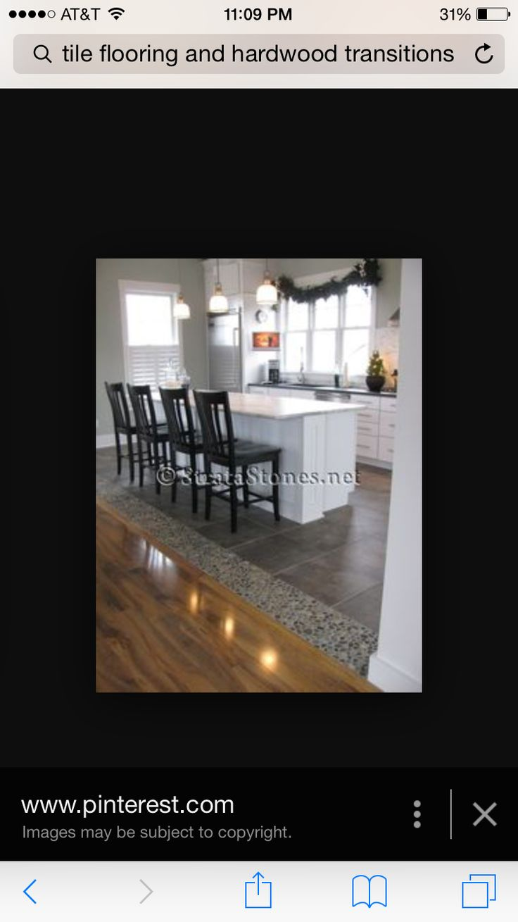 Image Result For Laminate To Wood Transition