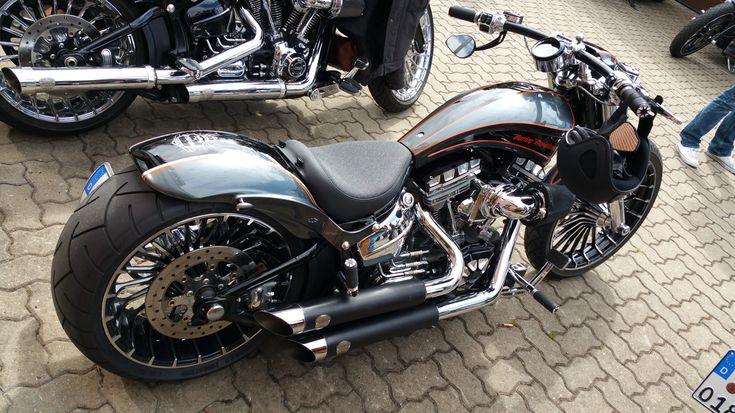 166 Best Images About Harley Davidson On Pinterest: Harley Davidson Breakout CVO