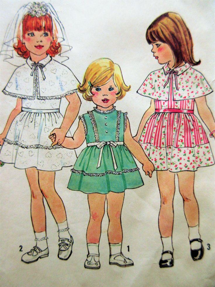 The 530 best {vintage sewing patterns} images on Pinterest | Vintage ...