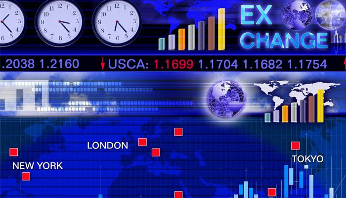 Forex Trading In Usa Platform To Figure Out The Trend In Market Is