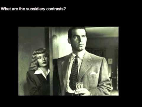 the use of mise en scene in double indemnity a film by billy wilder Double indemnity: an in-depth look at a film noir classic barbara stanwyck and fred macmurray in double indemnity, billy wilder 1944 'it has all the characteristics.