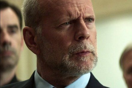 Review: Bruce Willis Is a Banker With Issues in Marauders from GLENN KENNY at the New York Times. #movies