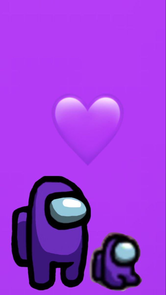 Purple Among Us Purple Wallpaper Iphone Black And Purple Wallpaper Iphone Wallpaper Pattern