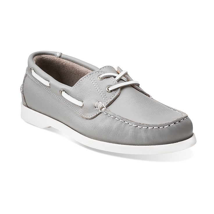 Soft Sonato leather used to make this stylish boat shoe where all handsewn techniques have been done by previously unemployed ladies and where all profits go to the Soul of Africa trust to support local projects.