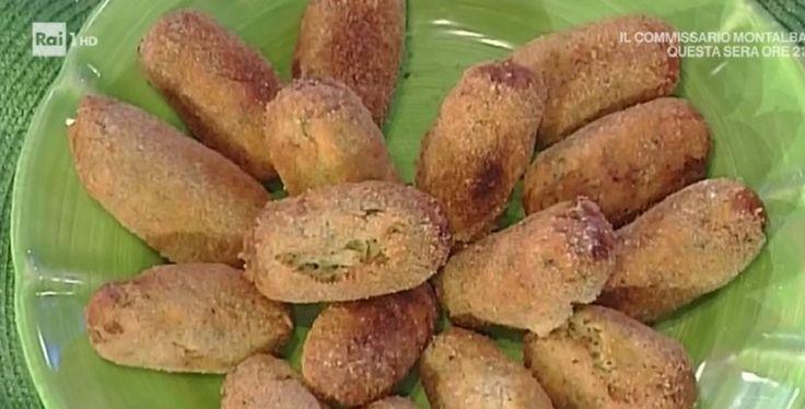 Anna Moroni, La prova del cuoco: crocchette di pollo e erbe di campo - LaNostraTv