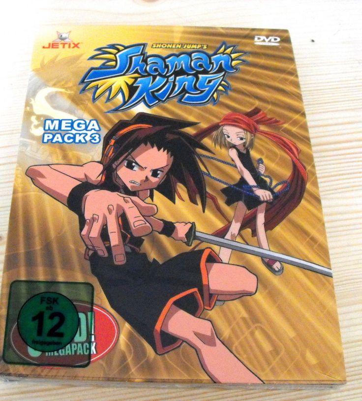 Shaman King - Mega Pack 3 (3 DVDs) von Seiji Mizushima | DVD | NEU & OVP