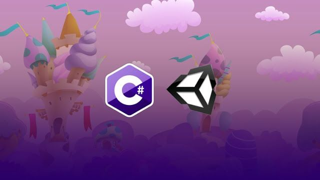 Udemy - C# Programming for Unity Game Development [100% Off]