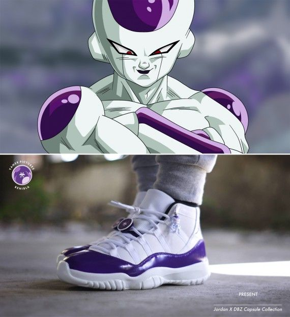 Des baskets Jordan Dragon Ball Z ? Ça arrive !