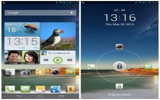 How To Lock And Unlock Screen - Huawei Ascend P6 #huawei #huaweiascendp6 #ascendp6