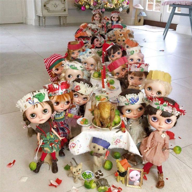Блайз... А все-таки все они живые... / Куклы Блайз, Blythe dolls / Бэйбики. Куклы фото. Одежда для кукол