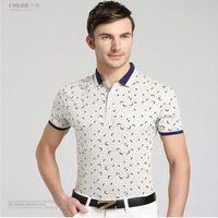 Uomini camicia di stampa non fitness europa e in america t-shirt 2015 uomini di estate cotone a maniche corte casual di alta qualità di stampa luna
