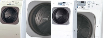 Sanyo's Aqua: Wash Clothes Without Water : TreeHugger