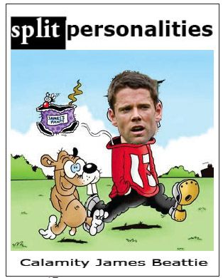 Calamity James Beattie