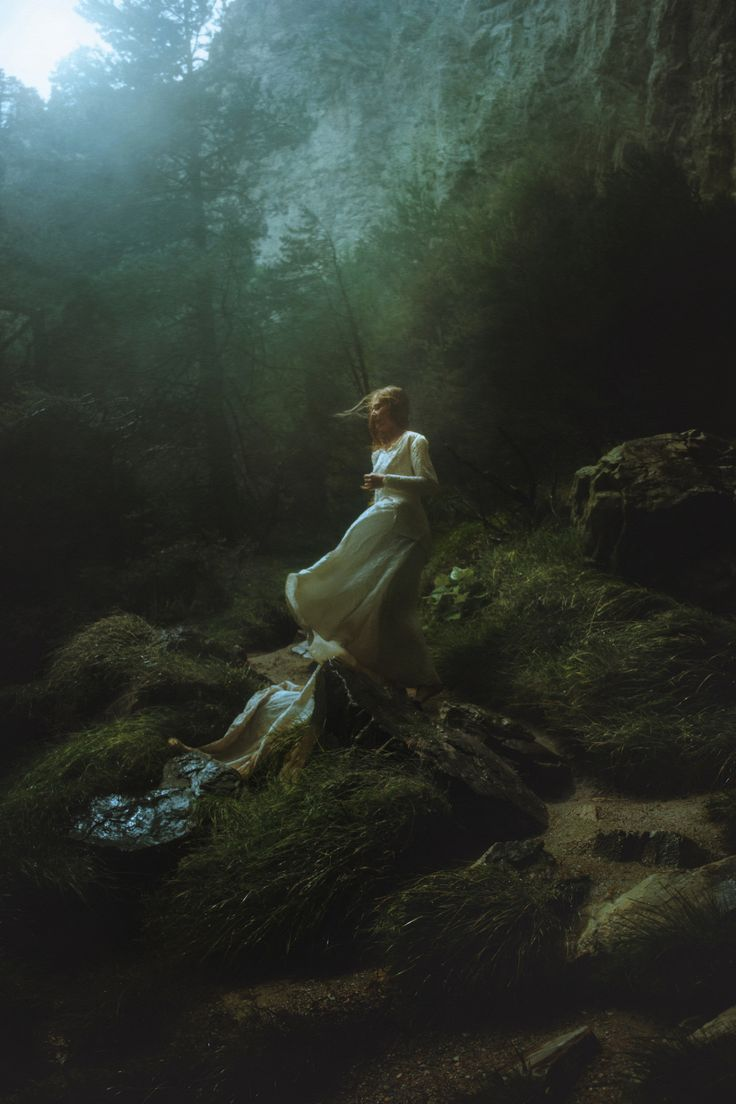 "TJ Drysdale - ""Come away, oh, human child"""
