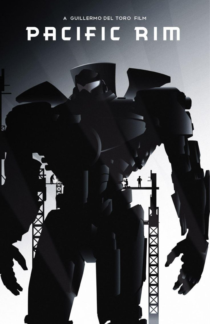 Get ready to rumble with 15 ferocious Pacific Rim fan art posters | Blastr