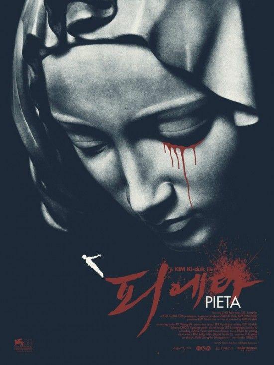 Stunning Poster for Kim Ki-duk's 'Pieta,' by artist Jay Shaw