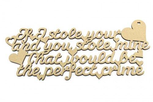 If I stole your Heart http://www.lornajayne.co.uk/