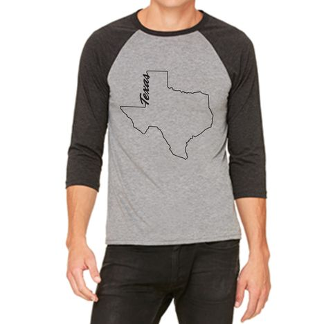Men's State of Texas T-Shirt