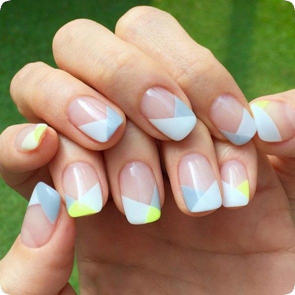 20 Fresh And Cute Summer Nail Designs For 2019 Page 17 Of 20 Babemar Vogue Nail Art Designs Summer Nail Designs Summer Cute Summer Nail Designs