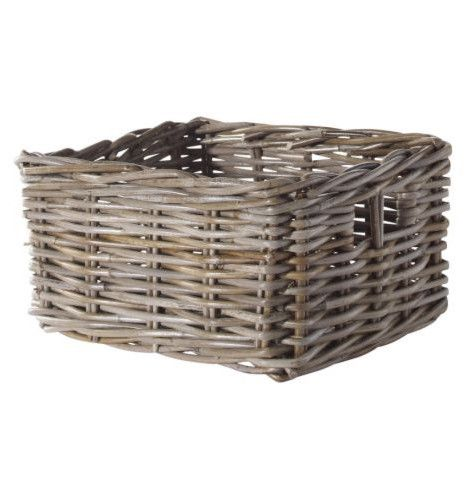 Gray Willow Basket
