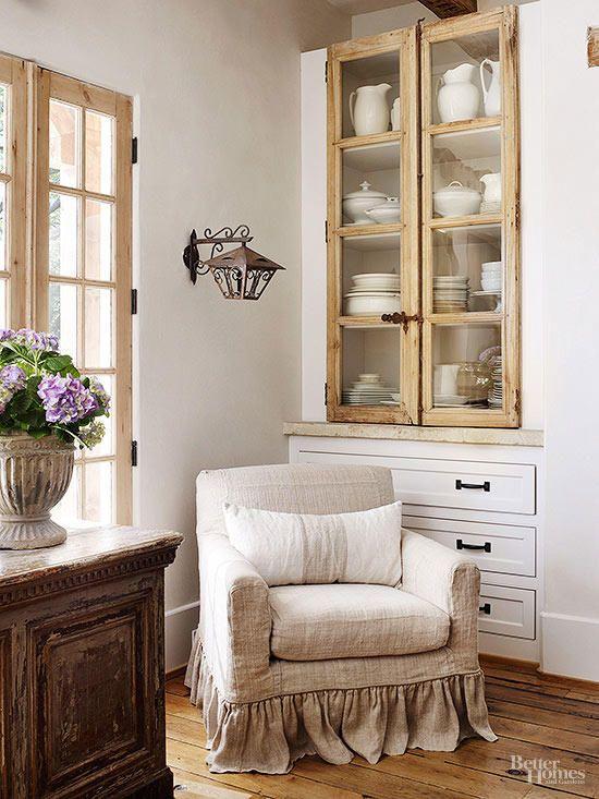 Pretty Parisian Kitchens Kitchen design Pinterest Farmhouse