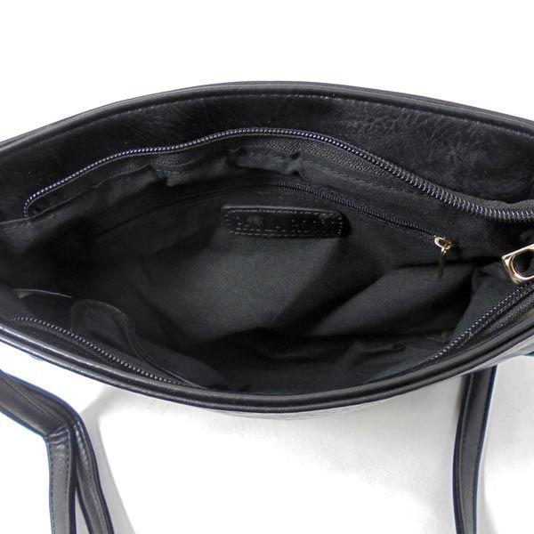 675d54edf Bandolera negra cremallera en LUTASHA por 25,95 € | bolsos 2018 | Pinterest  | Negro, Bolsos 2018 y Cremalleras